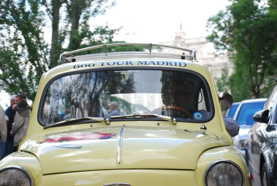 Alquiler Seat 600 Madrid