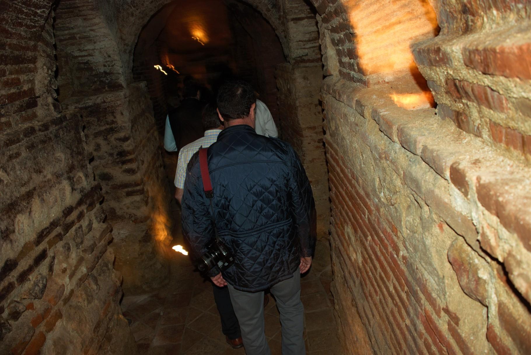 Cuevas vino Madrid