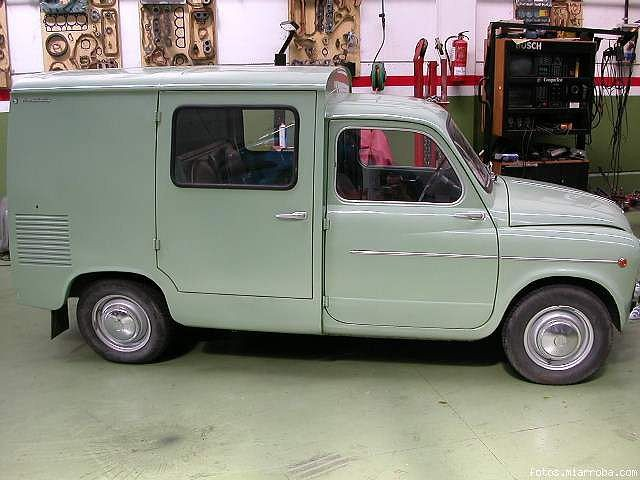 seat 600 comercial
