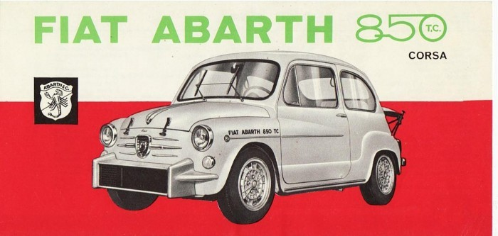 abarth 600 madrid