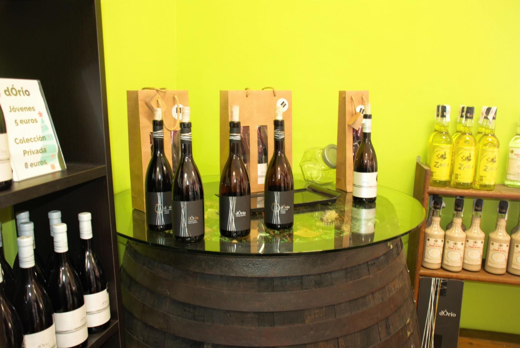 dOrio vino enoturismo