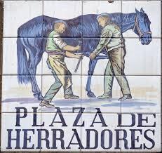 Plaza de Herradores Madrid
