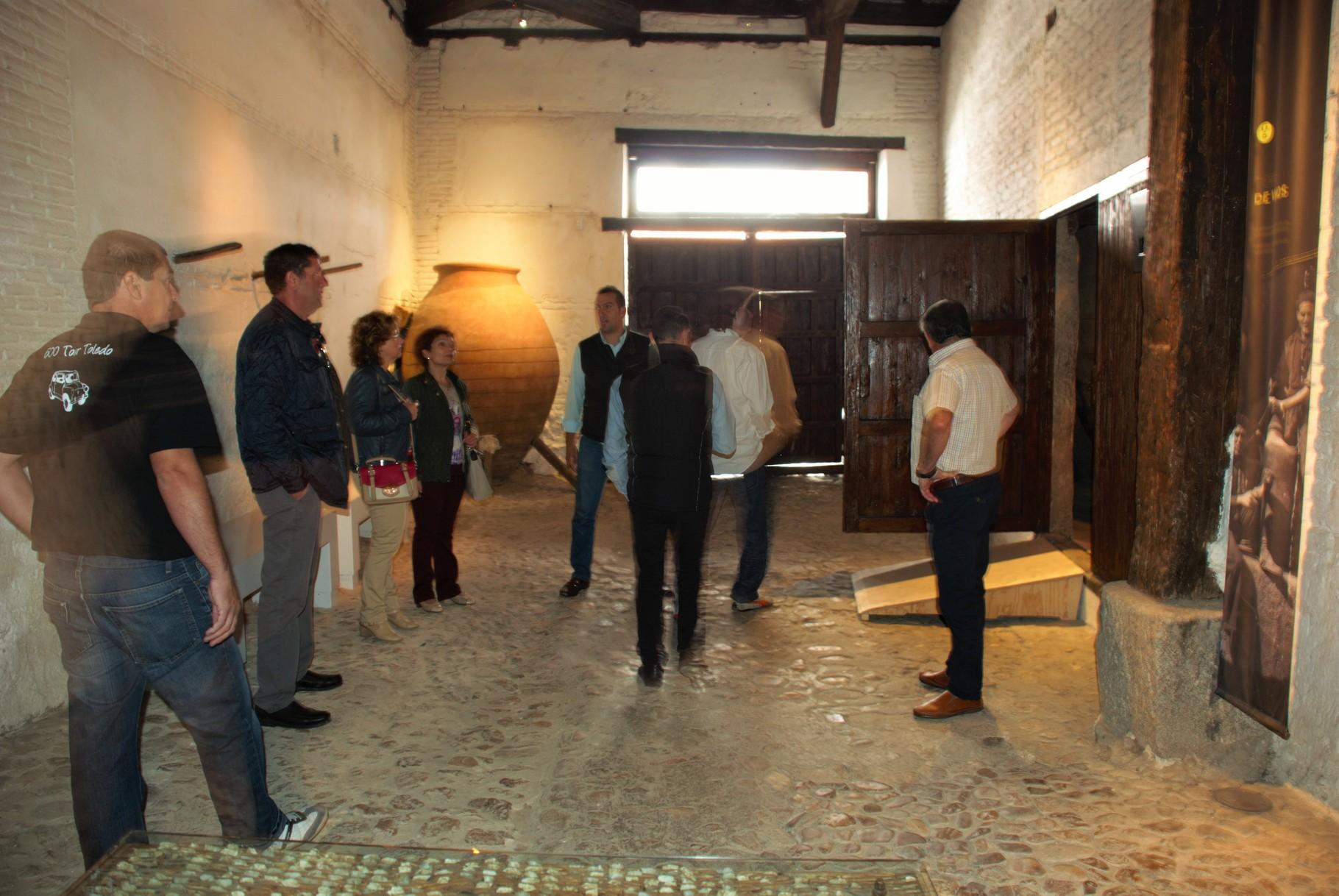 Visita Bodega Madrid
