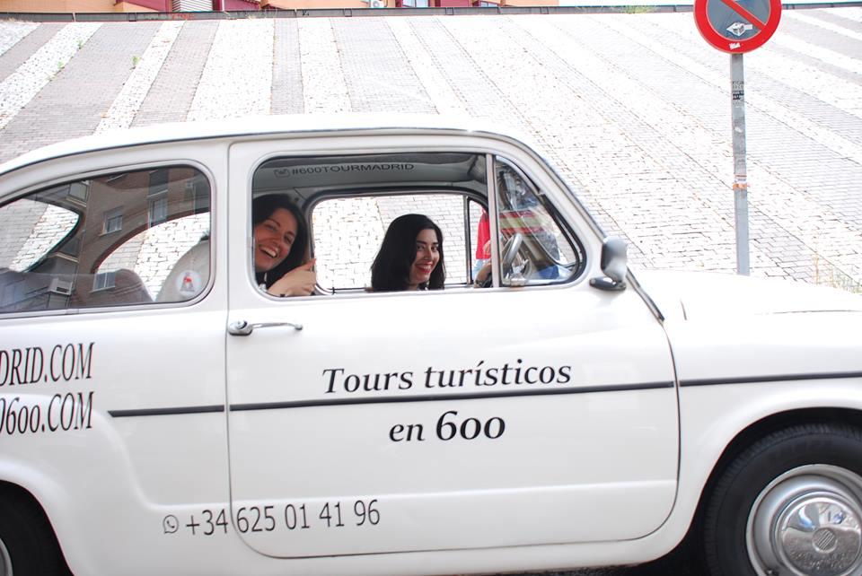 Conducir Seat 600 Madrid