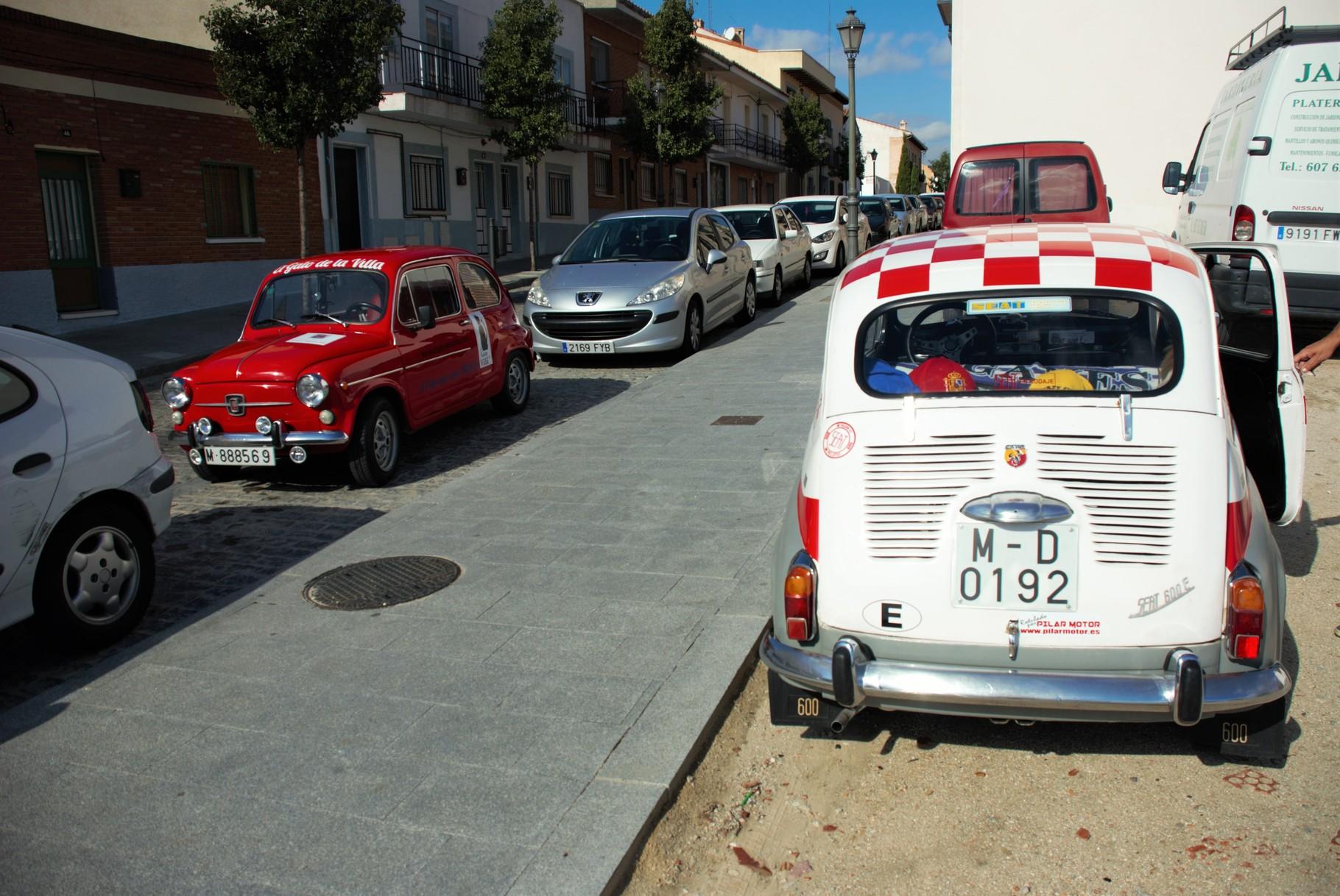 Turismo en 600 por Madrid