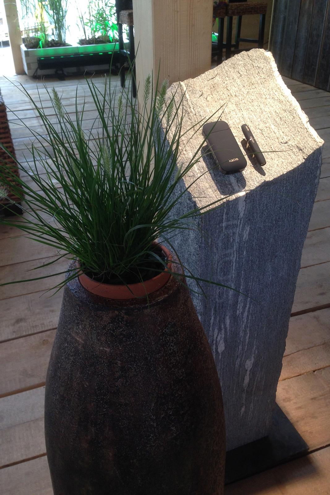 Stein Vase 094203