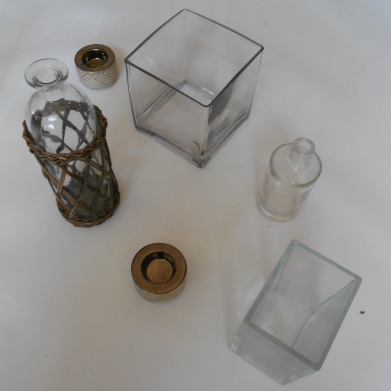 Glas Vasen divers 094200/01
