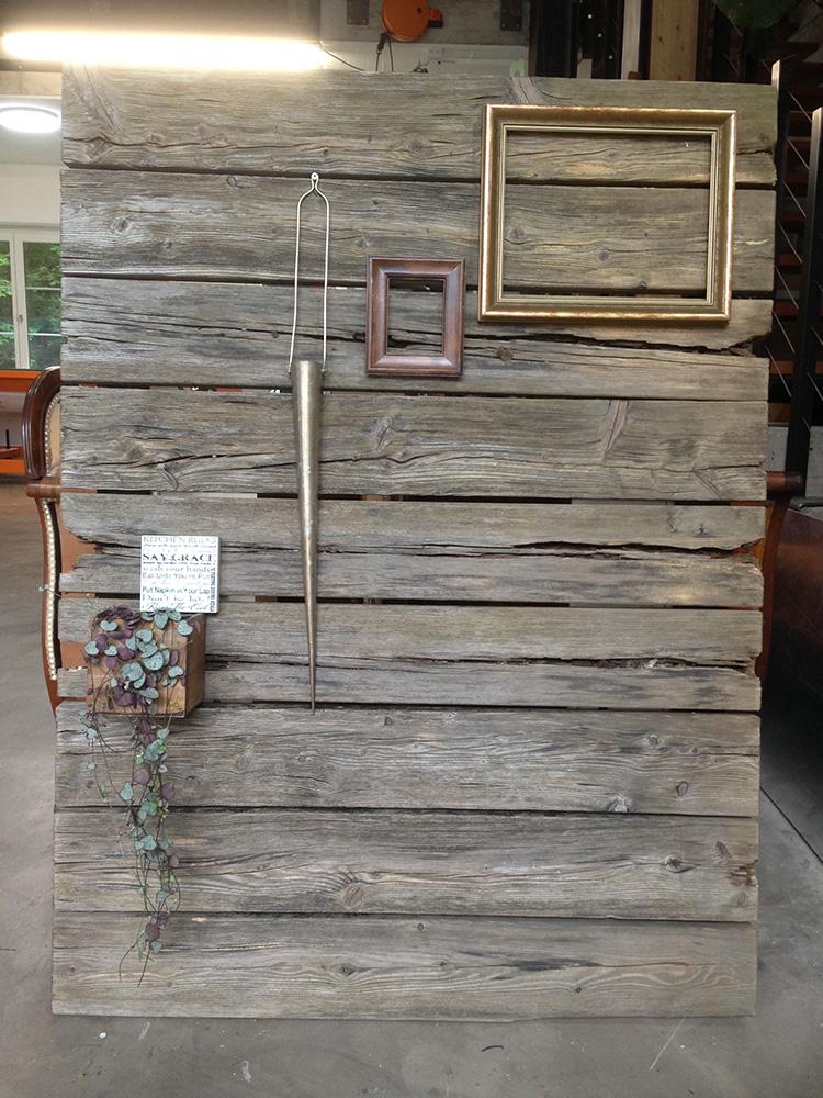 Holzwand 094423