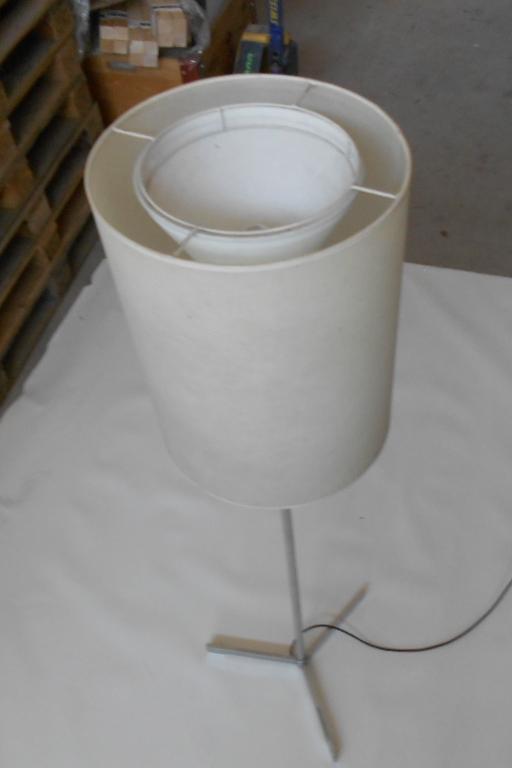 weisse Lampe gross 094163