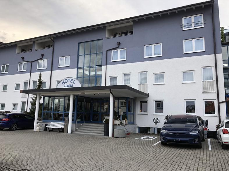 Karlsfeld 12.03.2018 (Hotel Schwertfirm)