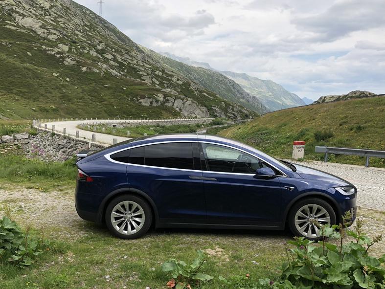Gotthardpass 28.07.2018