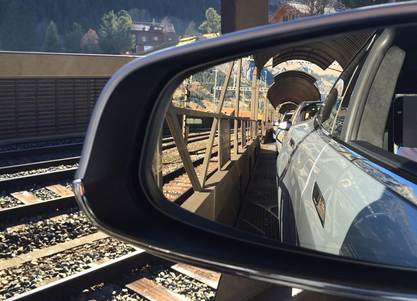 Kandersteg 05.11.2015 (Autozug Kandersteg - Goppenstein)