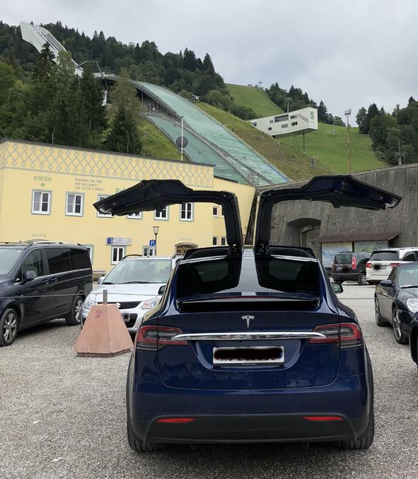 Garmisch Partenkirchen 02.09.2018