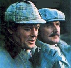 Roger Moore (et Patrick Macnee !)