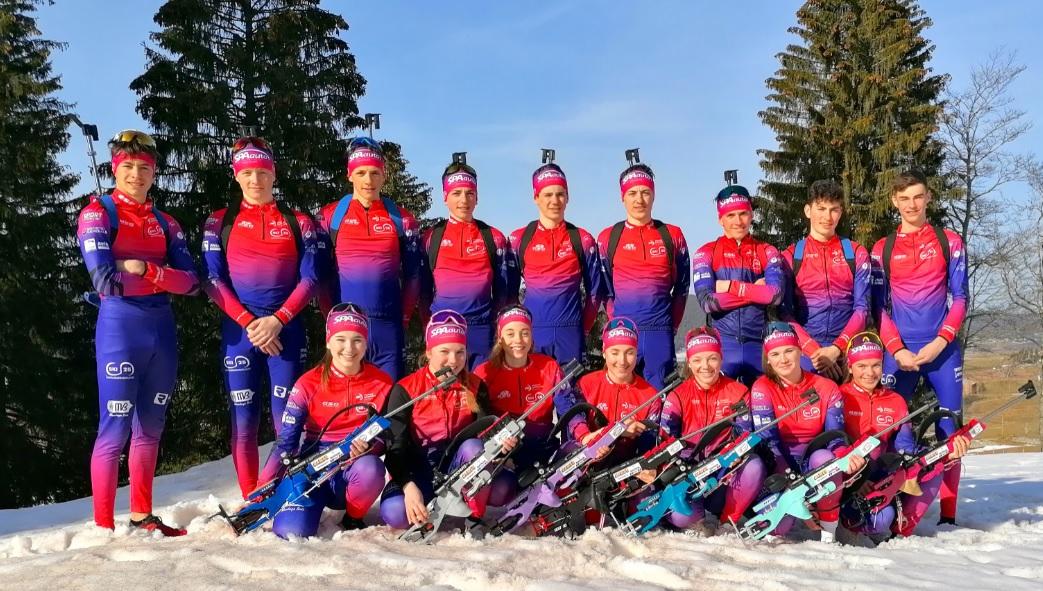Championnats de France de biathlon