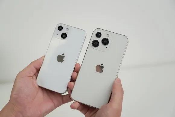 iPhone13と噂される画像〜iPhone Maniaより〜