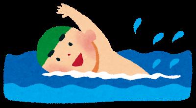 久しぶりに水泳教室のことを書きます