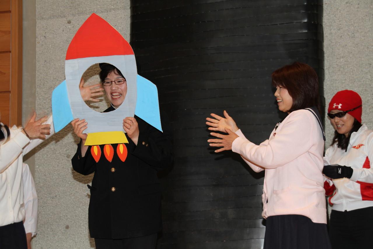 川上村から宇宙飛行士が誕生しました