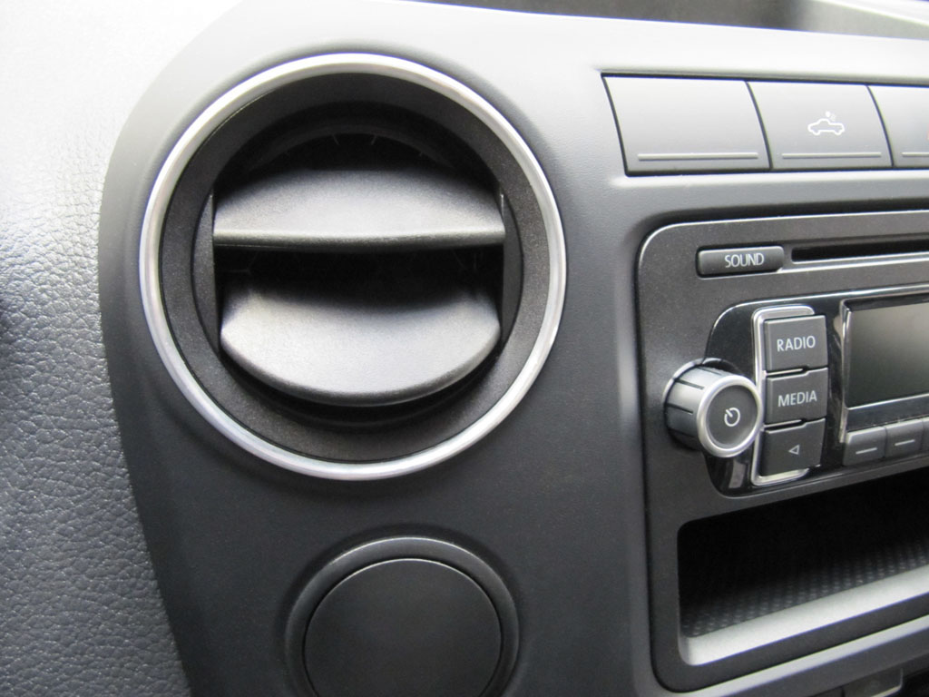 VW up 1 S Aluringe alu Luftdüse R-LINE SPORT