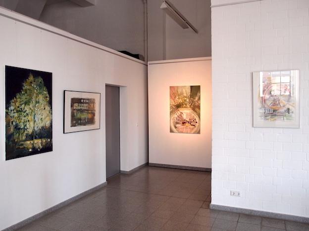 Ausstellungsansicht Städtische Galerie Lehrte 2013