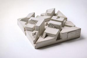 Tangramspiel Aus Beton