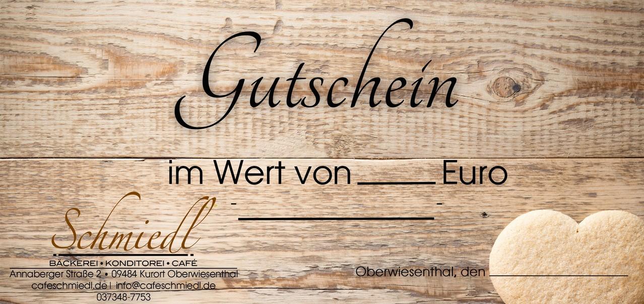 6f92e42005 Gutscheine online kaufen - Bäckerei • Konditorei • Café Schmiedl