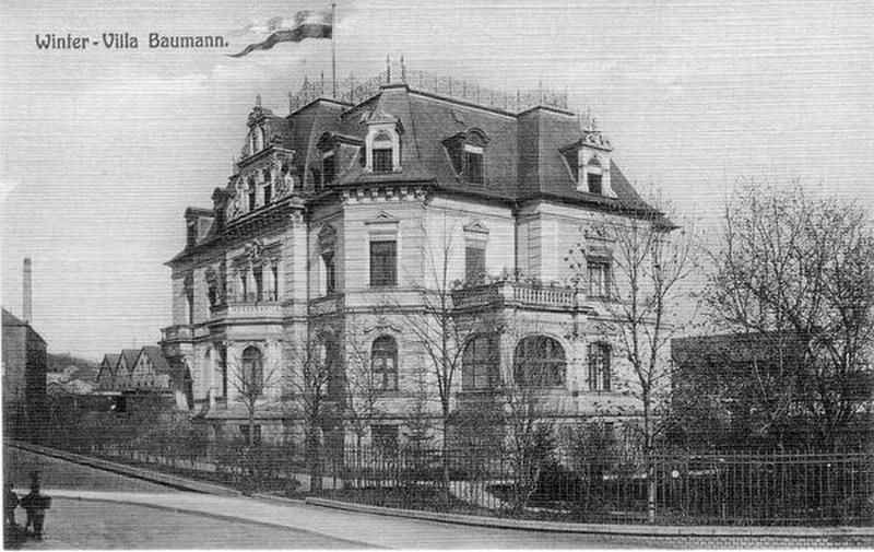 Postkarte etwa von 1910