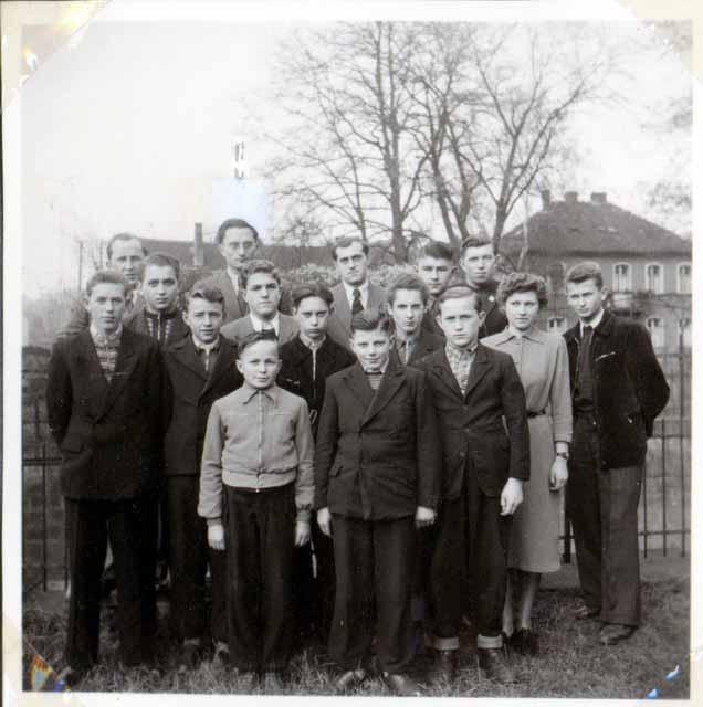 Lehrlinge 1953