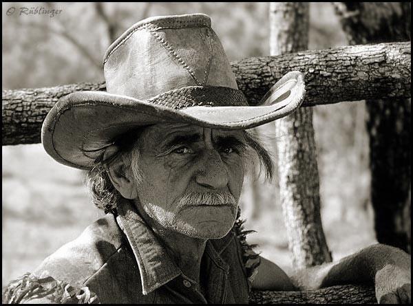 Roy Walker, Australien, Stockman