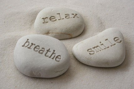 Relax, Breath, Smile