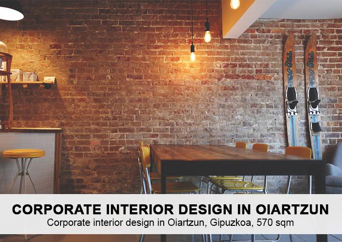 Bitarte Architecture+Interior design / Corporate interior design / a bar-restaurant in Oiartzun / www.bitartearquitectura.com