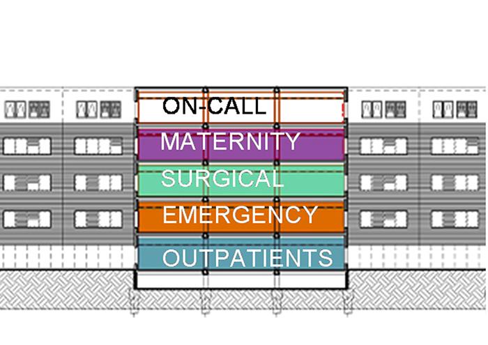 Bitarte Arquitectura + Comunicacion / Hospital extension in Broomfield / www.bitartearquitectura.com