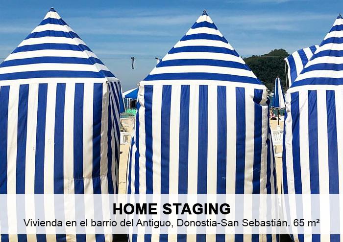 Bitarte Arquitectura+Interiorismo / Reforma de vivienda en Matia/ Donostia / Home Staging para alquiler / diseño / design / interiores /www.bitartearquitectura.com