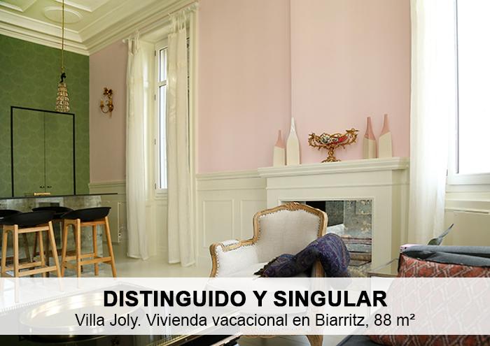 Bitarte Arquitectura+Interiorismo / Reforma de vivienda en Biarritz / diseño / design / interiores /www.bitartearquitectura.com