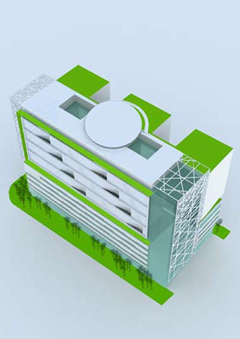 Bitarte Arquitectura + Comunicacion / Hospital project in Ho Chi Minh City / www.bitartearquitectura.com
