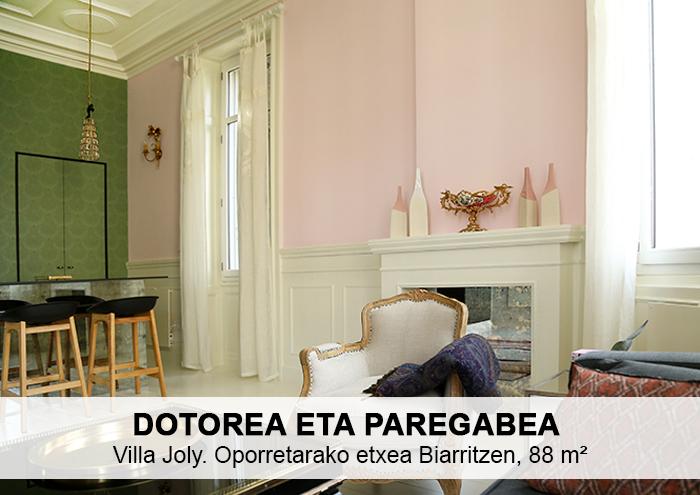 Bitarte Arkitektura+Interiorismoa / Reforma de vivienda en Biarritz / diseño / design / interiores /www.bitartearquitectura.com