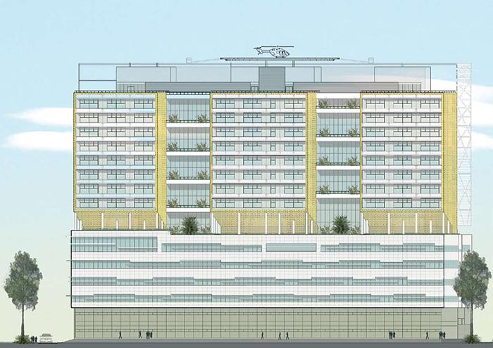 Bitarte Arquitectura + Comunicacion / Hospital en Ho Chi Minh Vietnam / www.bitartearquitectura.com
