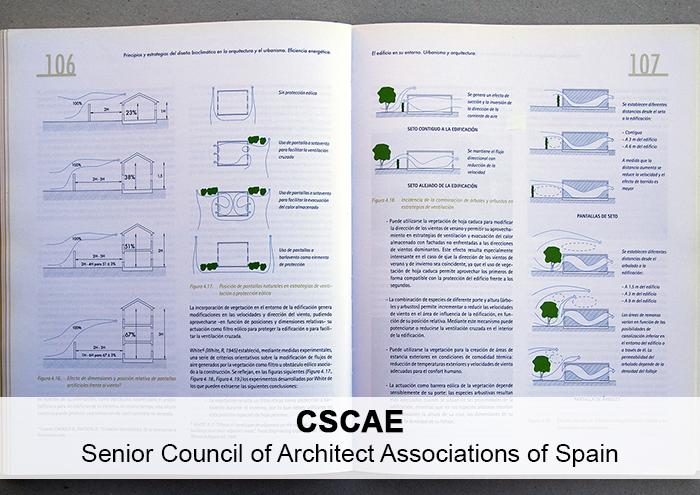 Bitarte Architecture+Interior design / CSCAE Senior Council of Architect Associations of Spain / www.bitartearquitectura.com