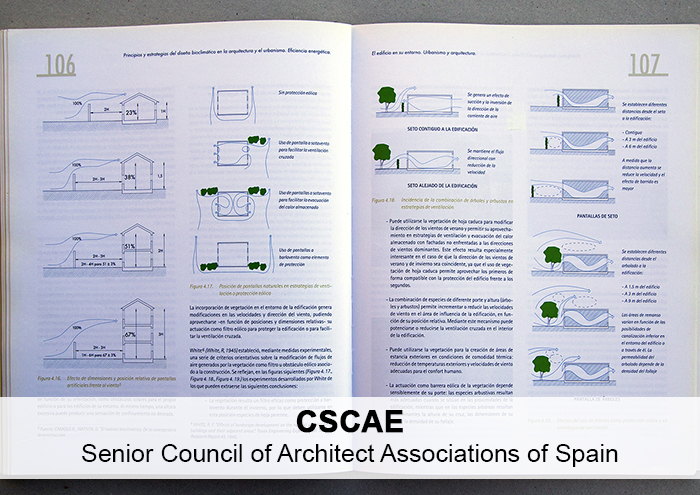 Bitarte Architecture+Interior design / CSCAE Senior Council of Architect Associations of Spain / www.bitartearquitectura.com
