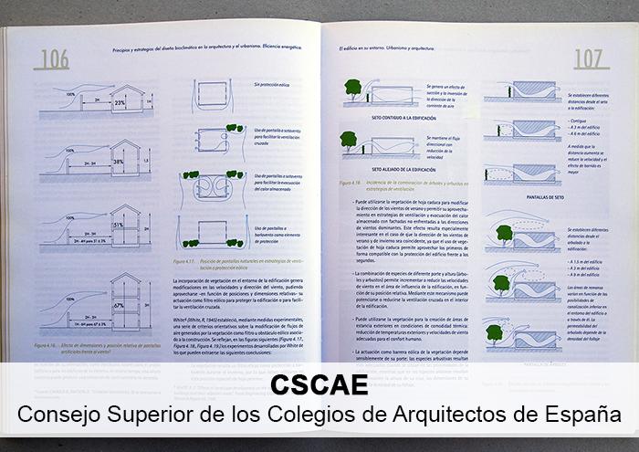 Bitarte Arquitectura+Interiorismo / ILUSTRACIONES CSCAE Consejo Superior de los Colegios de Arquitectos de España / www.bitartearquitectura.com