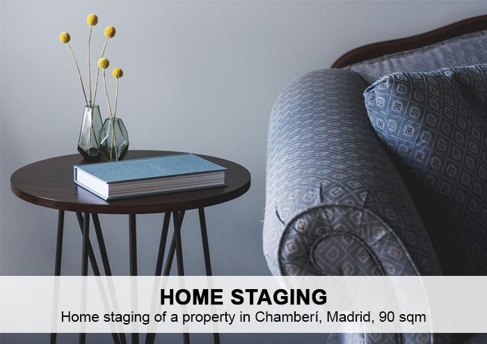 Bitarte Architecture+Interior design / Residential full renovation in Chamberí / Home Staging / www.bitartearquitectura.com