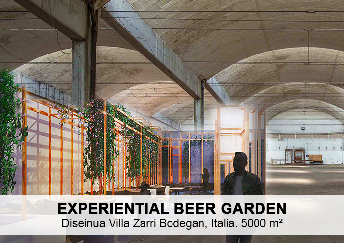 Bitarte Arkitektura+Interiorismoa / diseño bodegas Villa Zarri / Bolonia / Italia / design / interiores /www.bitartearquitectura.com