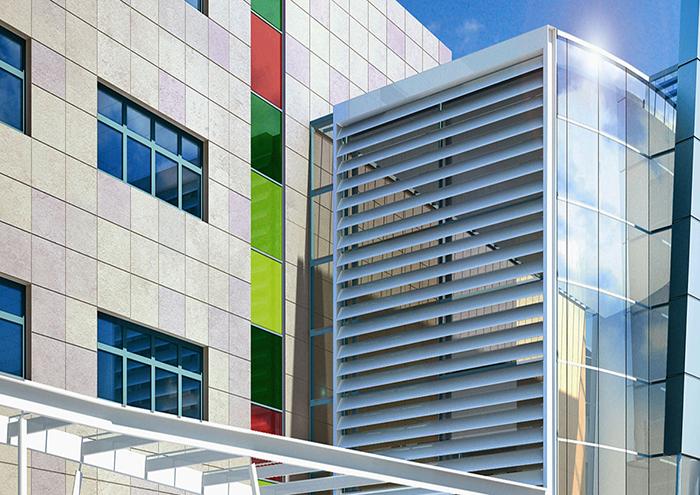 Bitarte Arquitectura + Comunicacion /Ampliación de hospital en Broomfield / www.bitartearquitectura.com