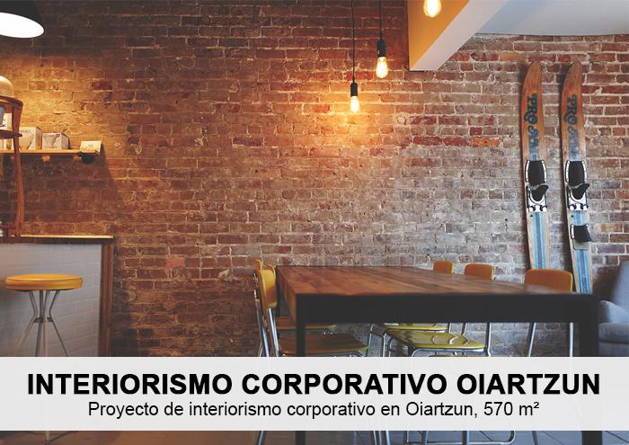 Bitarte Arquitectura+Interiorismo / Interiorismo corporativo / Bar Restaurante en Oiartzun / www.bitartearquitectura.com