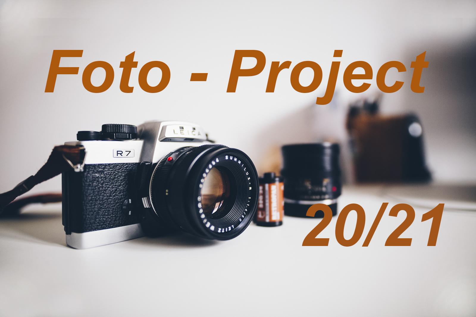 Workshop/Begeleiding - Project 20/21