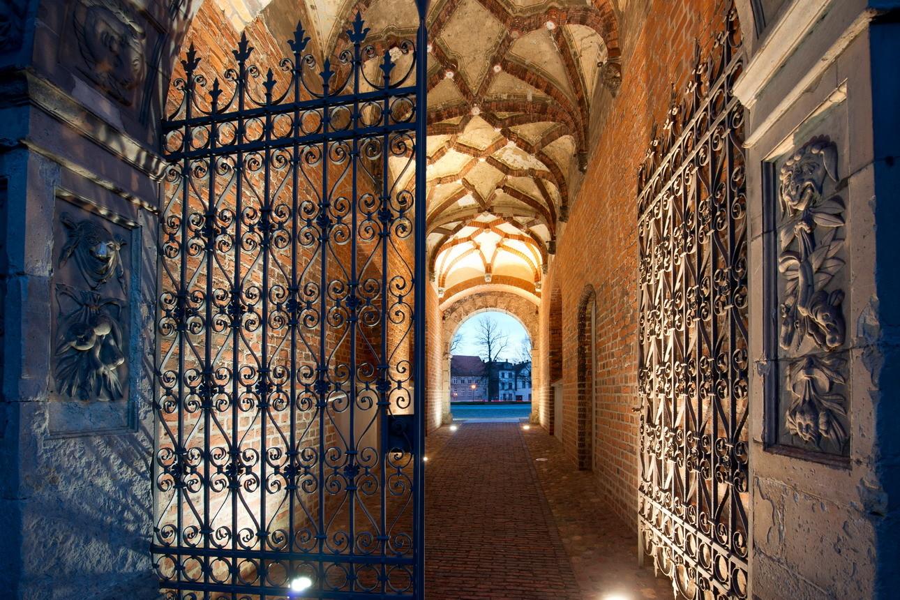 Eingang zum Fürstenhof