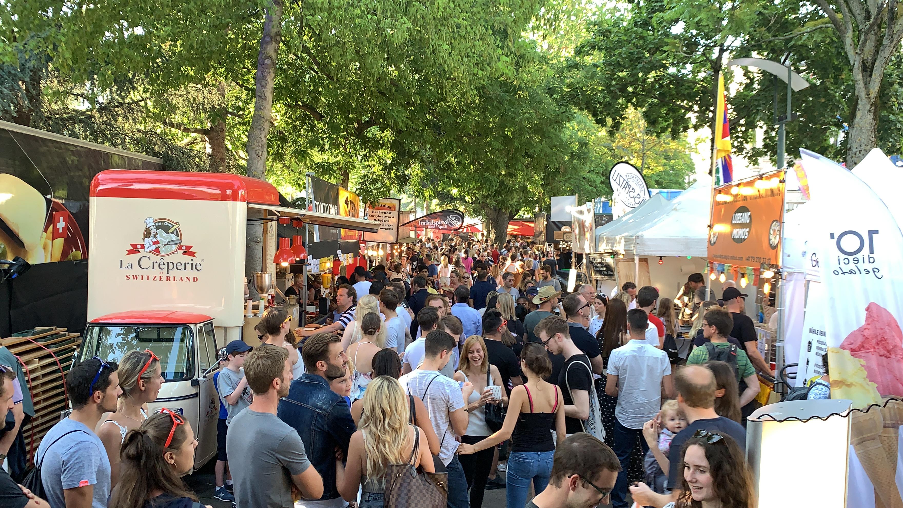 Street Food Festival Osnabrück 2021