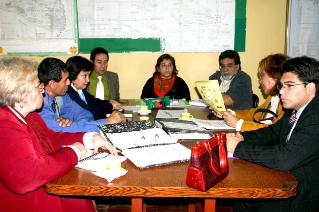 Trabajo multisectorial en el Ministerio de Salud en pro de la Medicina Ancestral con el apoyo de miembros de la Honorable Camara de Diputados de Argentina