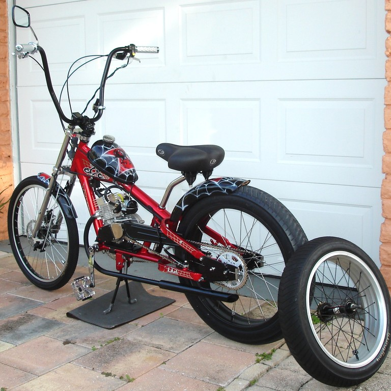 PreOrder SuperSize Kits for OCC Schwinn Stingray Choppers - PedalChopper