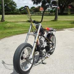 wide ride forks fat boy style forks pedalchopper